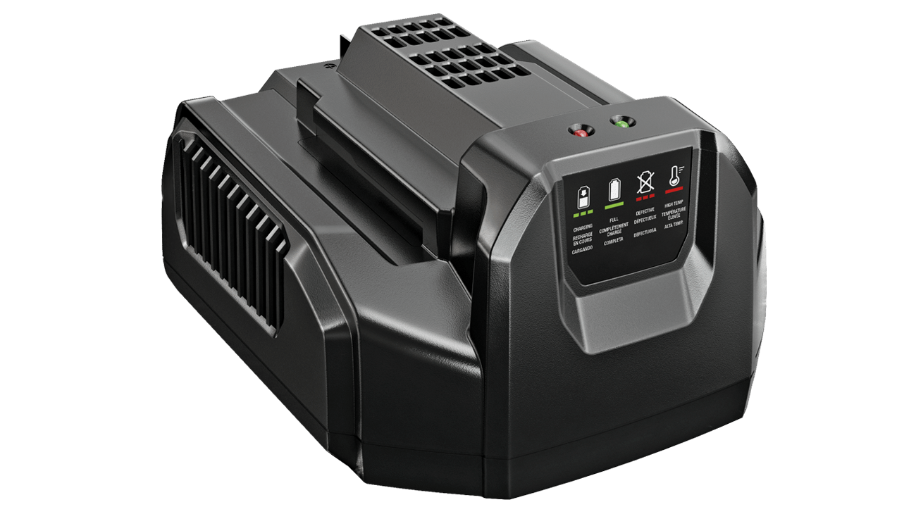 EGO 56V BA1400 POWER 56 Volt Lithium Ion 2.5Ah Battery /& CH2100 Battery Charger