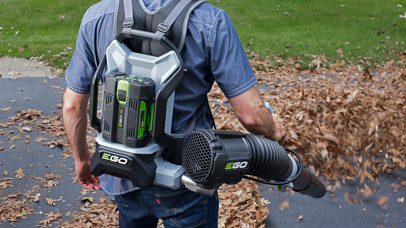 Power+ 600 CFM Backpack Blower