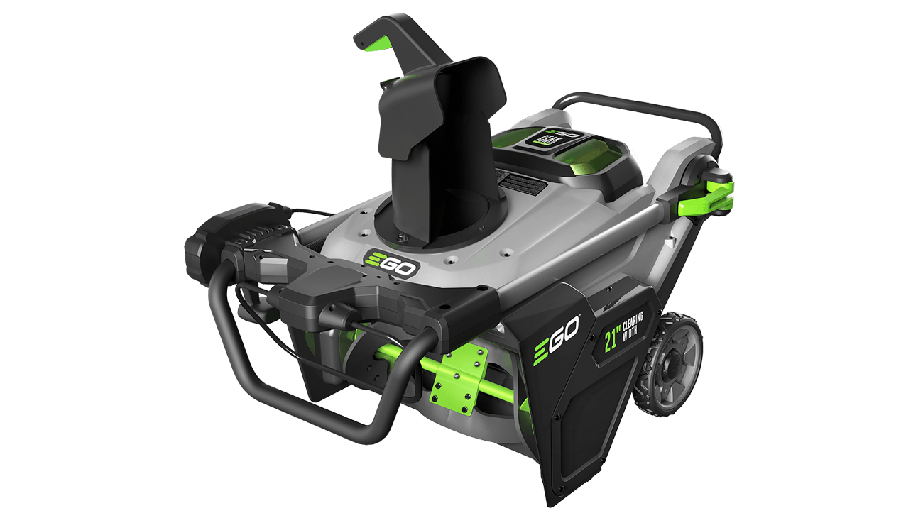 Power+ Snow Blower with Peak Power™