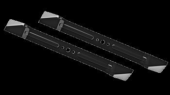 EGO Z6 ZTR Mower High-Lift Bagging Blade Set