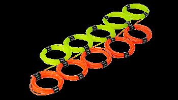 POWER+ Dual Color Pre-Cut Trimmer Line