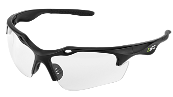 EGO Safety Glasses With Clear Lenses