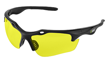 EGO  Safety Glasses With Yellow Lenses