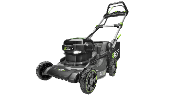"Power+ 20"" Self-Propelled Mower With Steel Deck"