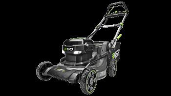 """Power+ 20"""" Self-Propelled Mower With Steel Deck"""