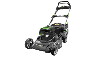 "Power+ 20"" Mower with Steel Deck"