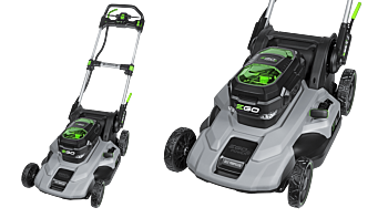 "Power+ 21"" Self-Propelled Mower with Peak Power™"