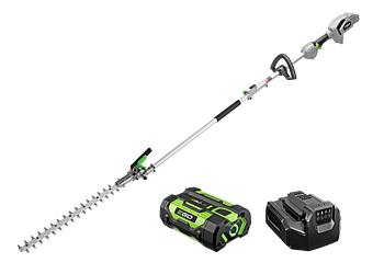 """Power+ Multi-Head Combo Kit; 20"""" Hedge Trimmer, Power Head, 2.5Ah battery and standard charger"""