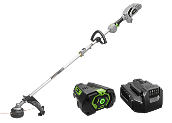 """Power+ Multi-Head Combo Kit:  15"""" String Trimmer & Power Head with 5.0Ah battery and standard charger"""