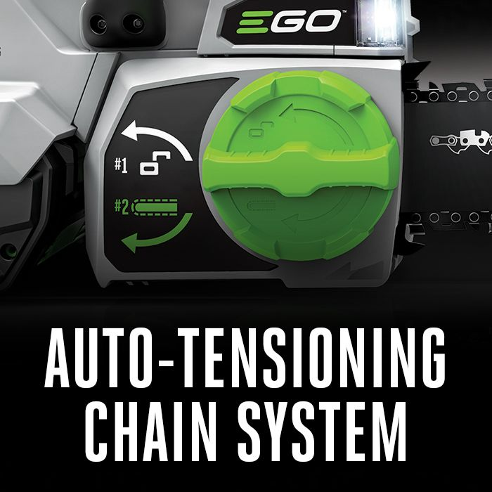 WORLD'S FIRST AUTO TENSIONING CHAIN SYSTEM