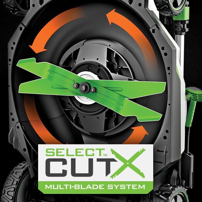 SELECT CUT™ Multi-Blade System