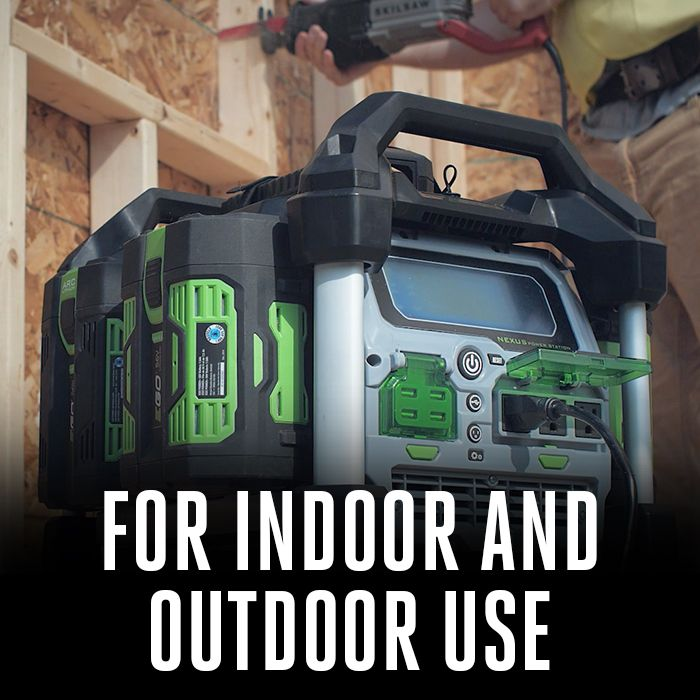 Approved for indoor and outdoor use, wherever you need power