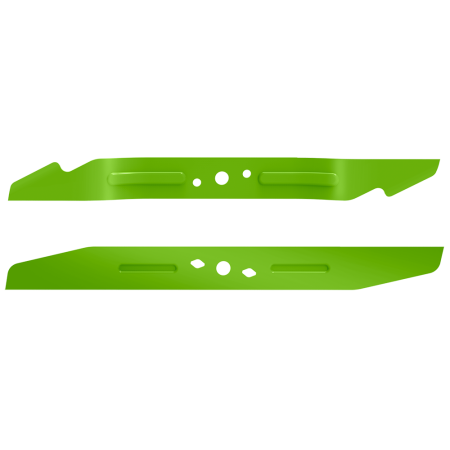 EGO Extended Run Time Blade Set