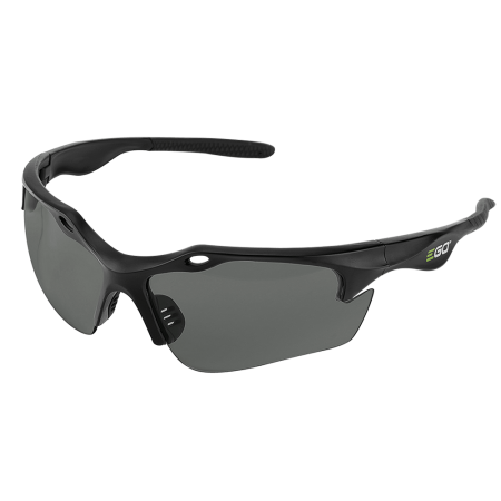 EGO Safety Glasses With Gray Lenses