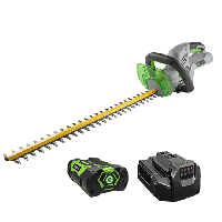 Power+ Hedge Trimmer with 2.0Ah battery and standard charger