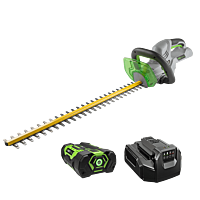 Power+ Hedge Trimmer with 2.5Ah battery and standard charger