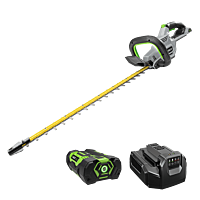 Power+ Brushless Hedge Trimmer with 2.5Ah battery and standard charger