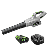 Power+ 480 CFM Blower with 2.0Ah battery and standard charger