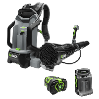 Power+ 600 CFM Backpack Blower  with 7.5Ah battery and Rapid charger