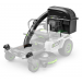 EGO Z6 Zero Turn Riding Mower Bagger Kit