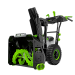 POWER+ 24 in. Self-Propelled 2-Stage Snow Blower with Peak Power™