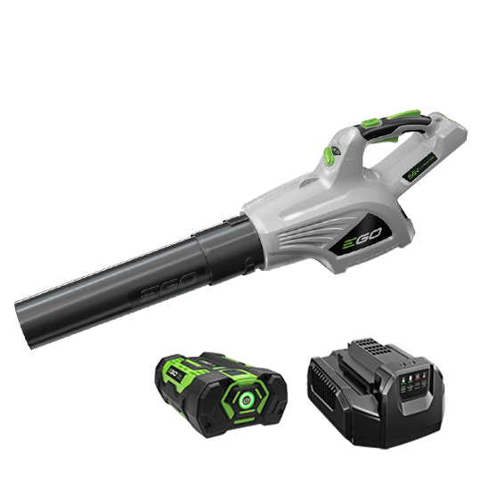 Power+ 480 CFM Blower with 2.5Ah battery and standard charger