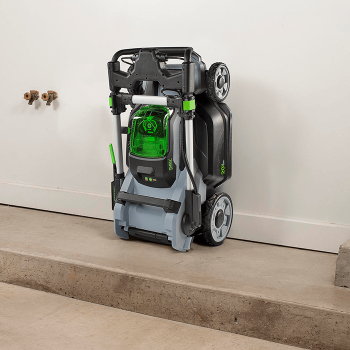 20 Quot Cordless Push Lawn Mower By Ego Power