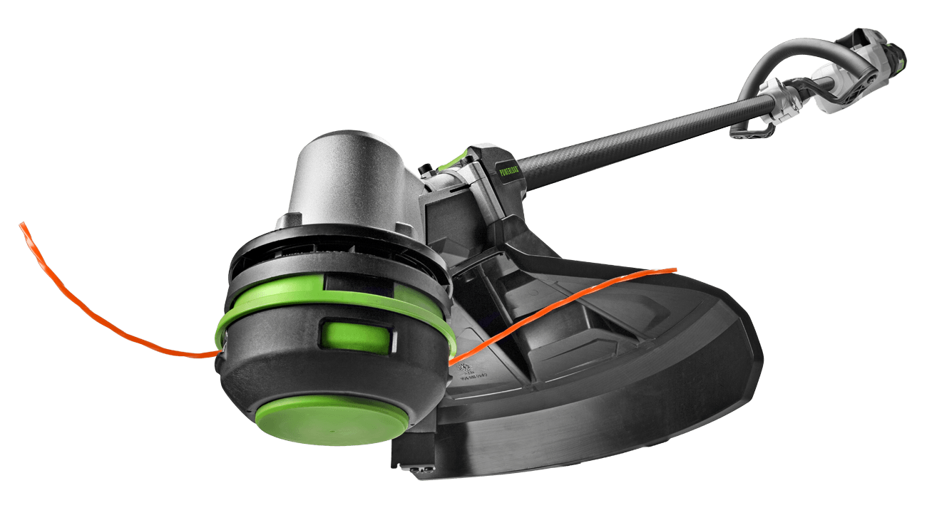 Great new feature on a powerful string trimmer