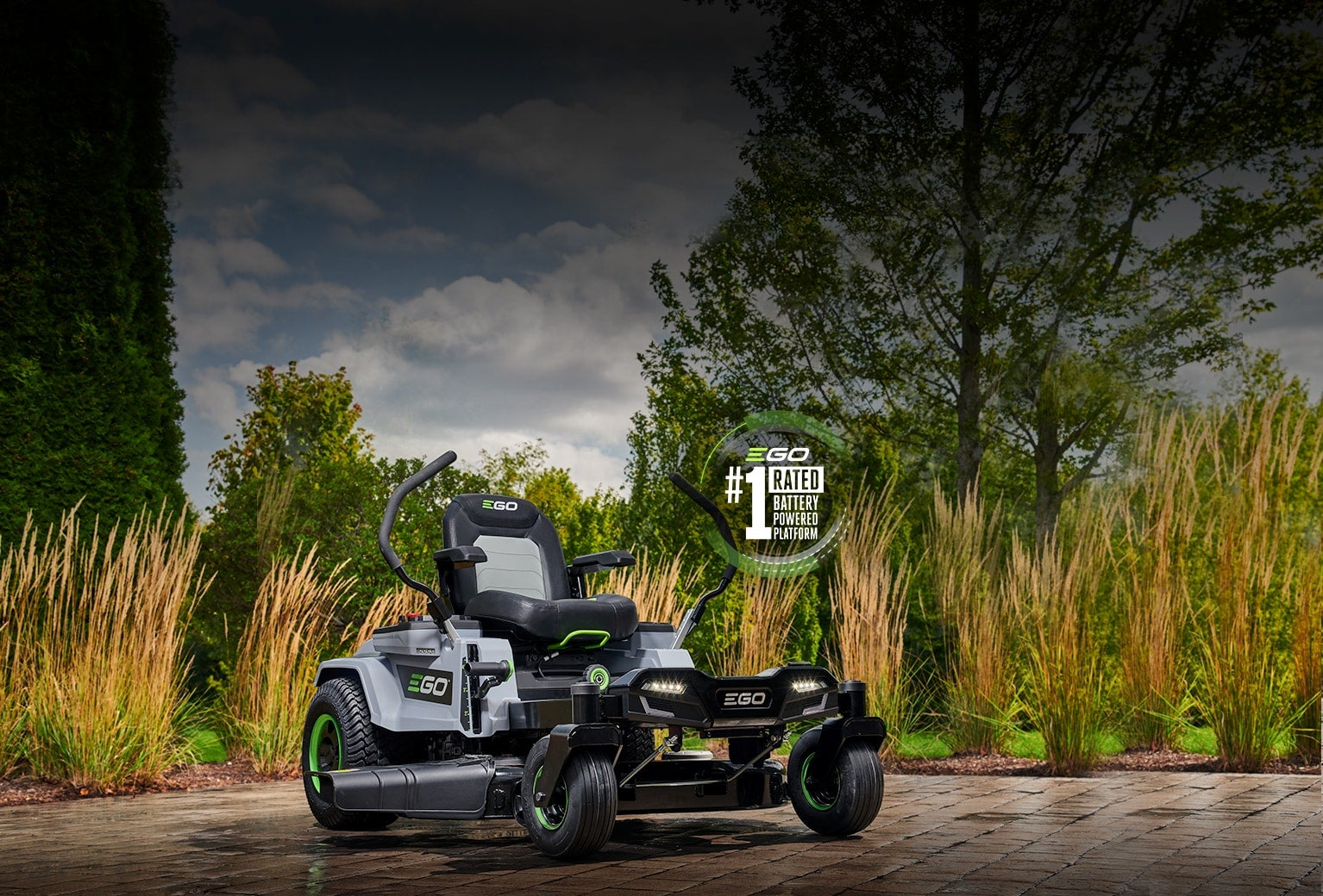 Z6 Riding Mower