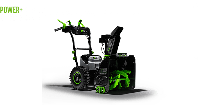 Two-Stage Peak Power™ Snow Blower