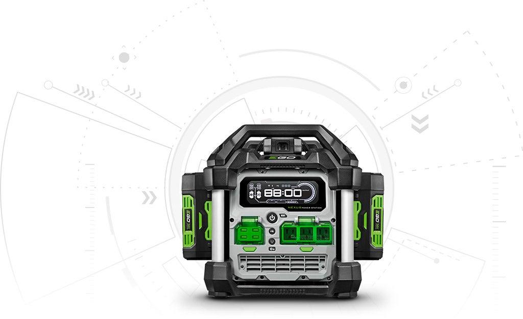 Clean, Quiet Power—a True Alternative to Gas Generators | EGO