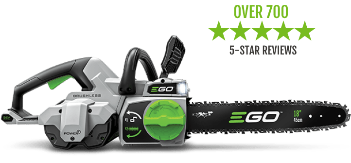 """The 18"""" Chain Saw has over 500 5-star reviews"""